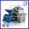 De hydraulische Briket die van de Bagasse Machine maken