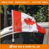 Indicateur 100%, indicateur de guichet de voiture de polyester de coutume de voiture du Canada
