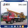 Tipo perforatrice del camion del pozzo trivellato portatile di Dfl-1200