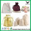 Costume relativo à promoção grande saco impresso da lavanderia do Drawstring da lona do algodão do curso