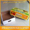 Rectángulo de papel del cartón vegetal acanalado