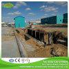製紙の廃水をずらす地下結合された汚水処理