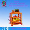 Machine de fabrication de brique concrète de machines techniques élevées plus vendues de machine du bloc Qtj4-40, bloc de qualité faisant la machine à vendre
