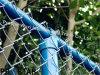 Декоративное плетение Chainlink для загородки