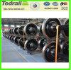 Железнодорожные комплекты колеса для всех типов фур перевозки