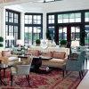 수신 지역 판매를 위한 현대 호텔 로비 가구