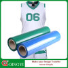 Гибкий трубопровод PU переноса ткани винила фабрики высокого качества Qingyi для тенниски