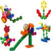 Il gioco felice dei bambini popolari di stile ostruisce il giocattolo