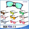 2017 Marcas OEM Classical Eyewear UV400 Polarized PC Fashion Promotional Sunglasses