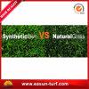反紫外線景色の装飾の庭の装飾の人工的な草