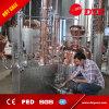 100L, 150L, 200L, 300L todavía se dirigen el equipo de cobre de la destilación de la columna del destilador del alcohol ilegal para la venta