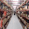Cremalheiras personalizadas do armazenamento da capacidade de carga pesada