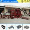 Multi máquina de fatura de tijolo hidráulica automática da função Qt4-15