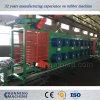 Rubber Blad partij-van Machine met Ventilators die xpg-800 koelen