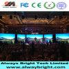 P3.91 500*500mm la visualizzazione di LED dell'interno dell'affitto dei Governi sottili della pressofusione
