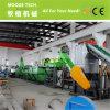 Film plastique de film d'agriculture de HDPE de PE lavant réutilisant la machine