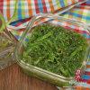 Gefrorener Hiyashi Wakame Salat für das japanische Kochen