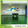 la coutume 10X10 estampée sautent vers le haut la tente protégeant du vent d'écran de dessus de toit