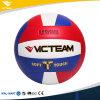 Bola de encargo del voleo de la alta calidad del PVC de la insignia para la venta