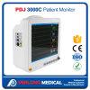 2017 el nuevo monitor paciente portable más popular del equipamiento médico Pdj-3000c