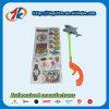 Speelgoed van Grabber van de Haai van de Mond van de Fabrikant van China het Plastic Grote met Stickers