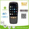 アンドロイド5.1 OS 4G、GPRS、WiFi、Bluetooth、RFIDの手持ち型の第2 Qrコードスキャンナー