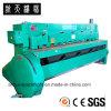 CNC het Hydraulische Scheren en Scherpe Machine QC12K 10X3200 van de Straal van de Schommeling