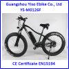 高い発電の土Eの500W Bafangモーターを搭載する脂肪質の雪のバイク