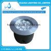 luz subaquática Recessed diodo emissor de luz inoxidável do aço de 27W 36W IP68