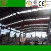 Almacén del material de construcción de la estructura de acero
