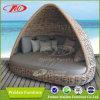 Напольные Daybed ротанга/кровать Sun (DH-8601)