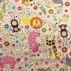 Sleepwearsのための100%Cottonフランネルによって印刷されるファブリックおよびパジャマまたはズボン