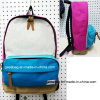 Способ School Kid с Cotton Business Backpack Sport Travel Casual Promotional Bag (#20017)
