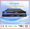 Tuner de la Manche du décodeur 4 de récepteur satellite (DVB-C/S/S2/T/T2) au démodulateur Col5844bn d'IP Asi IRD Qpsk