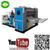 Máquina de papel de grabación en relieve de la alta producción y plegable auto de la cocina
