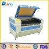 Máquina de corte de borracha com venda da fábrica do laser China do CO2 100With150W