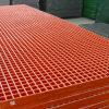 Reja de FRP Grating/GRP/fibra de vidrio Pultruded que ralla para la plataforma