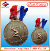 Farbbänder und Medaille des Medaillen-Hersteller-3D