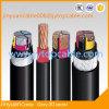 Media Tensión N2sby XLPE Material de aislamiento PVC SWA vaina de alimentación del cable de cobre VDE