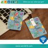 Excitador instantâneo relativo à promoção Caed do PVC, cartão instantâneo do USB