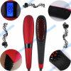 Cepillo de calidad superior de la enderezadora del pelo de Nasv LCD