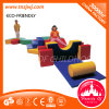 Fun를 위한 아이 Colorful Soft Play Used Soft Play Baby Indoor Soft Equipment
