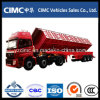 Cimc Brand Three Axle Side Tipping Dumping Trailer da vendere