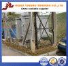 Гальванизированная Qym-50X50mm загородка звена цепи звена цепи Fence/PVC