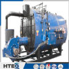 Horizontaal Type 4 Ton 1.25 van Boiler van Hteg MPa Druk met StandaardDelen ASME