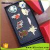 Fertigung von Pin Badges keine Form-Gebühren-Großverkauf kundenspezifische Pokemon Abbildung