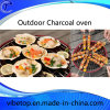 Outdoor Round BBQ Bouilloire Charbon Barbecue Grill Cuisine