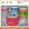 Etiqueta Body Wash Papel Impreso Impresión de vinilo etiqueta de la pared de Transferencia