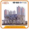 Equipo de planta de procesamiento por lotes por lotes de mezcla del concreto completamente automático del cemento Hzs90