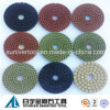 Colorful Series Premium Wet Polishing Pads Diamond